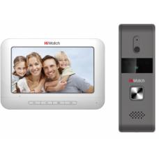 Комплект аналогового видеодомофона DS-D100K