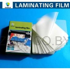 Плёнка для ламинирования А4, 150мкм, глянец, 100 шт