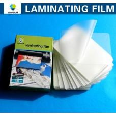 Плёнка для ламинирования А4, 75мкм, глянец, 100 шт