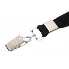 Шнурок с металлической клипсой (50 шт./уп)